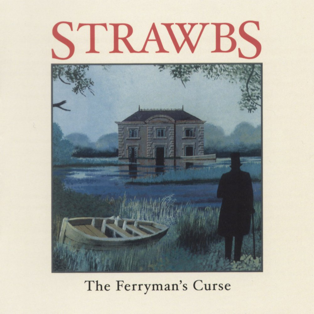 The Ferryman's Curse cover