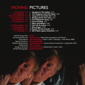Moving Pictures back cover